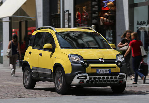 Fiat Panda City Cross 4x2 f4267b89b6d4