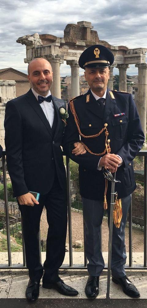 gay carabiniere