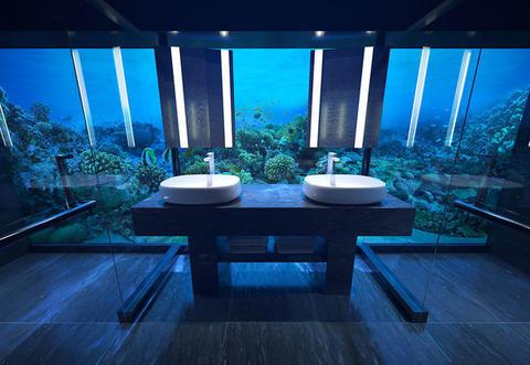Dormire Sotto Al Mare Delle Maldive Ecco Quanto Costa Il Resort Da Sogno