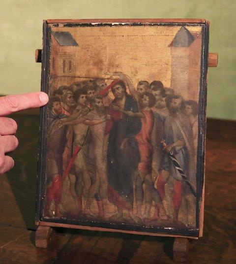 Aveva un Cimabue da anni in cucina senza saperlo: il quadro ...