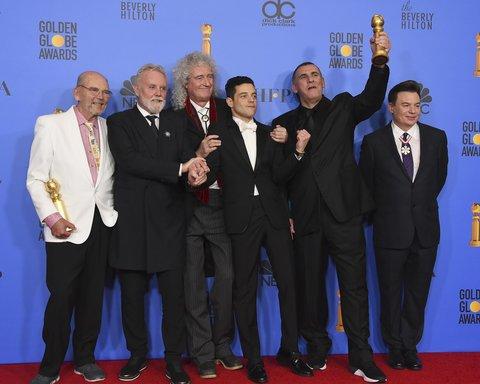 Bohemian Rhapsody Sbanca I Golden Globes Tutto Quello Che