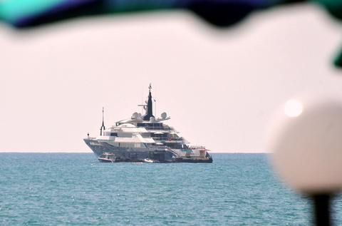Tatoosh Il Piu Piccolo Degli Yacht Di Paul Allen Ex Socio Di Bill