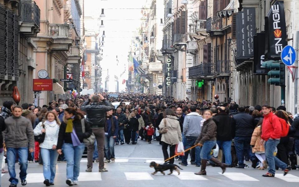 Roma stop del comune al progetto di shopping center in via del corso - Corso di design roma ...