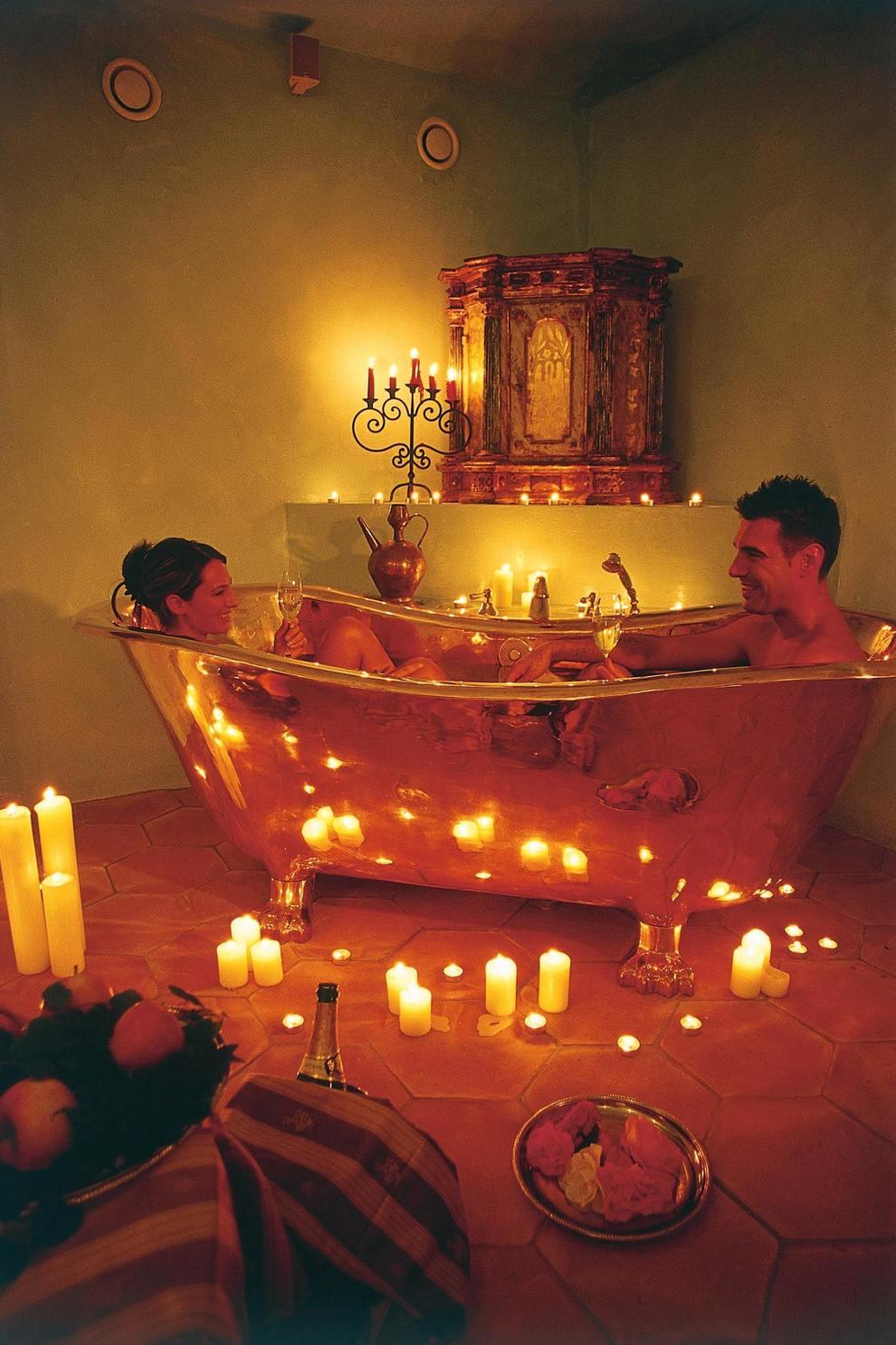 Bagno Romantico In Due capodanno per due: idee per una fuga romantica