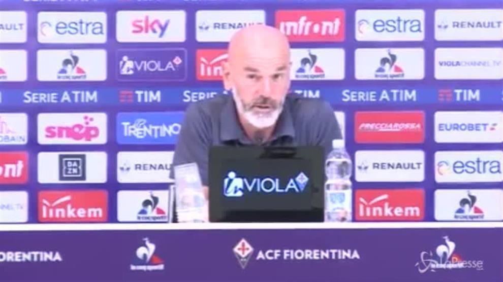 f0f598ab53 Pioli: «Troveremo una Fiorentina determinata e cattiva»