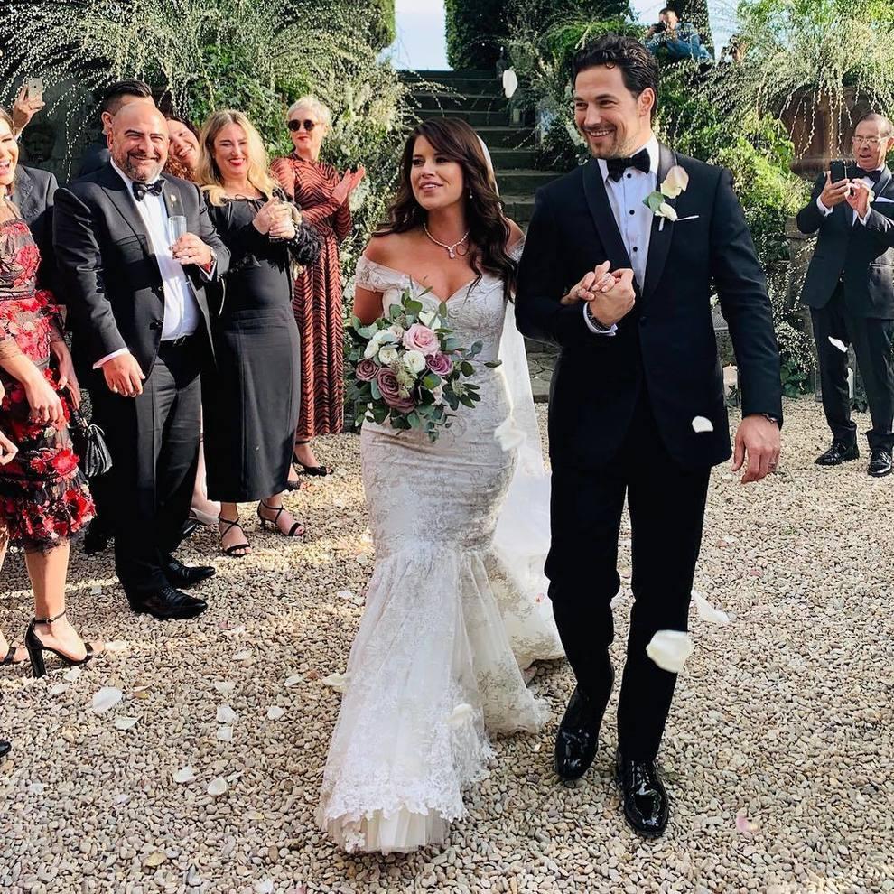 05cf82836c8c Giacomo Gianniotti dice sì  matrimonio top secret ai Castelli per il divo  di Grey s Anatomy
