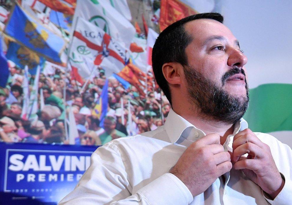 Salvini a Bonafede: autoerotismo in pubblico torni a essere reato
