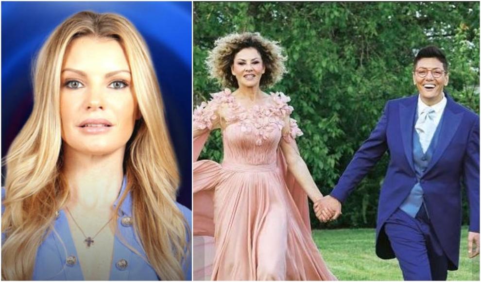 A Letto Con Eva.Licia Nunez Al Gf Vip Imma Battaglia Mi Tradi Con Eva Grimaldi
