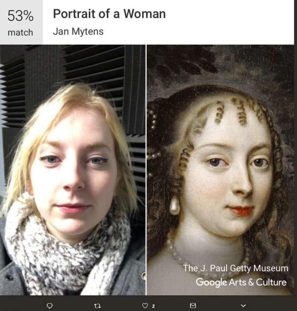<b>Art</b> Selfie, un'app di Google ci dirà a quale opera d'<b>arte</b> assomigliamo