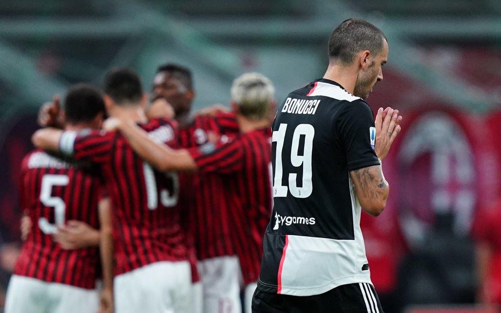 Milan-Juventus, pagelle: Rebic decisivo, Higuain ha poche idee