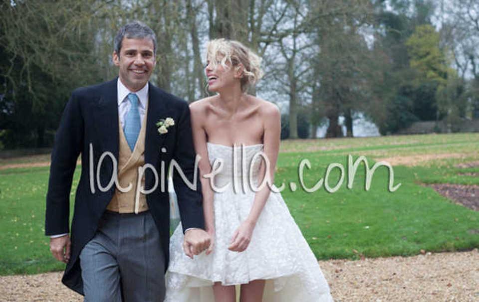 Alessia Marcuzzi sposa: «Vi racconto il mio matrimonio». Dall