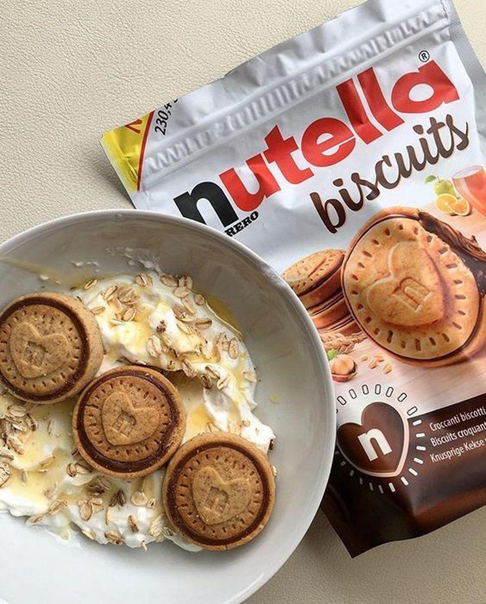 Nutella lancia i biscotti farciti (ma non in Italia), in Francia già vanno  a ruba