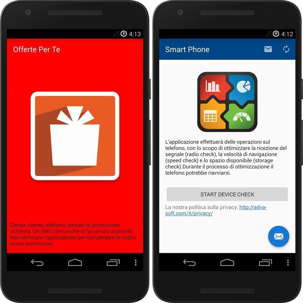 Elenco delle migliori app 5 per Android Spy.