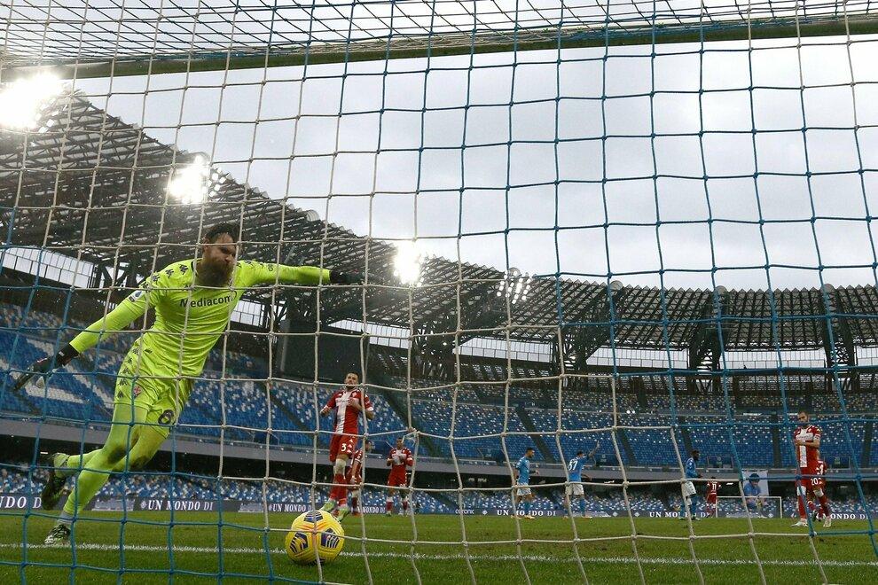 Il Napoli travolge la Fiorentina: gli azzurri vincono 6-0 e ...