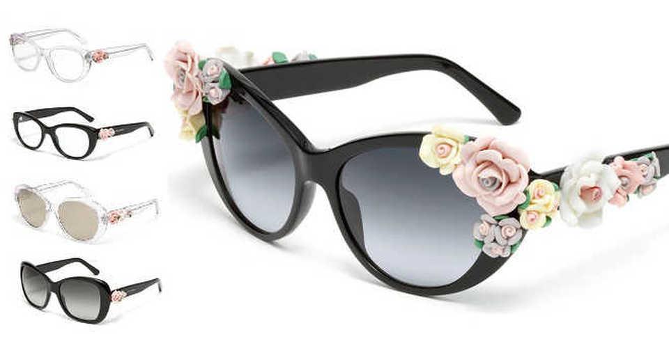 amp; Di Dolce Sole Occhiali Bouquet Trovata Effetto Gabbana L'ultima Da Sx08nOqYfw