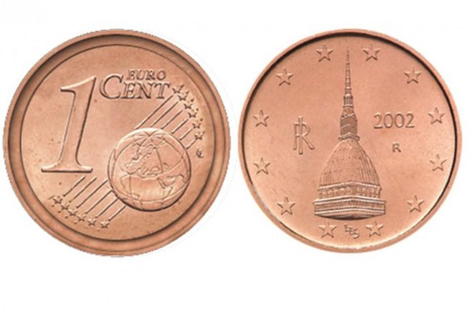 Risultati immagini per simbolo di torino moneta 5 cent