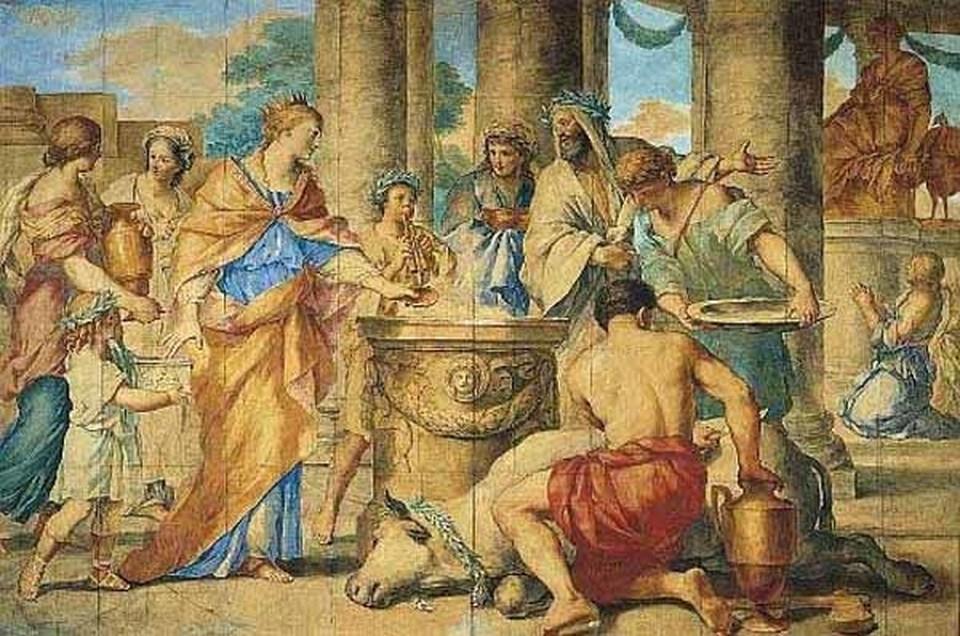 Αποτέλεσμα εικόνας για roman religion