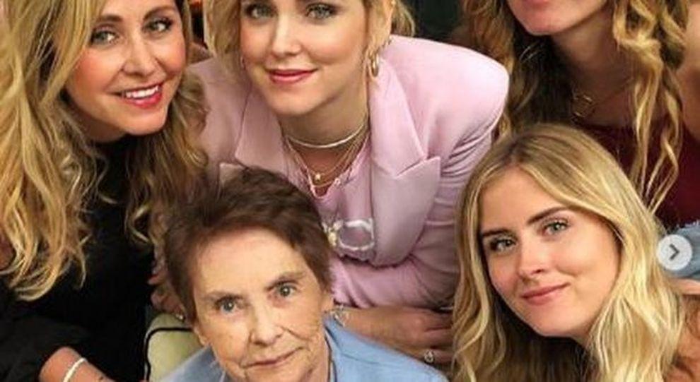 Ricette Della Nonna Instagram.Chiara Ferragni Morta Nonna Maria Il Post Su Instagram Ora Sei Il Nostro Angelo