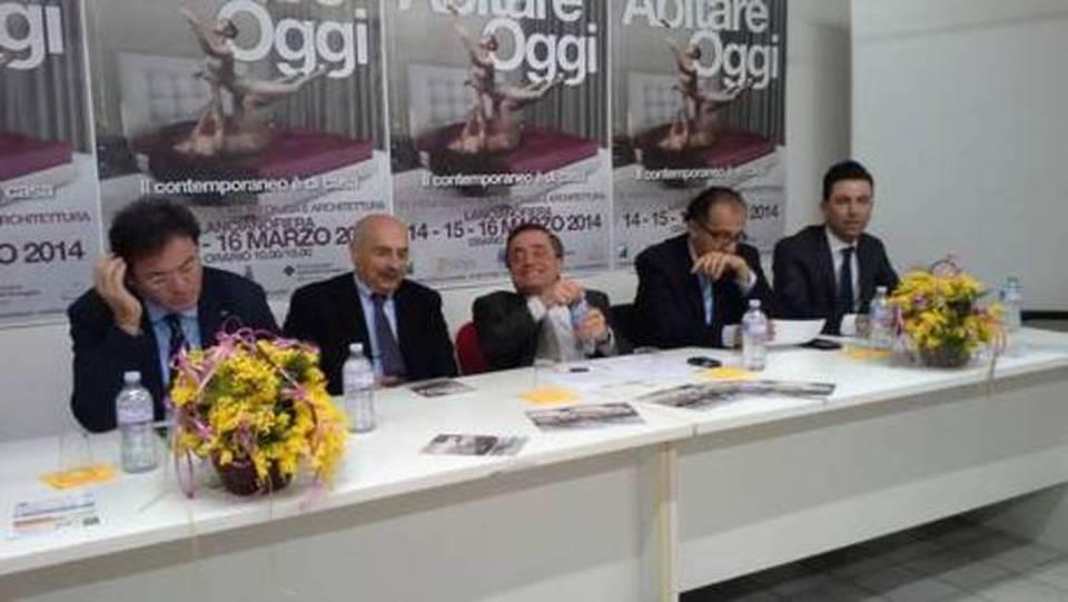 """""""abitare LancianoAl 26a Oggi""""70 Edizione Fiere Via Espositori SUVzMp"""