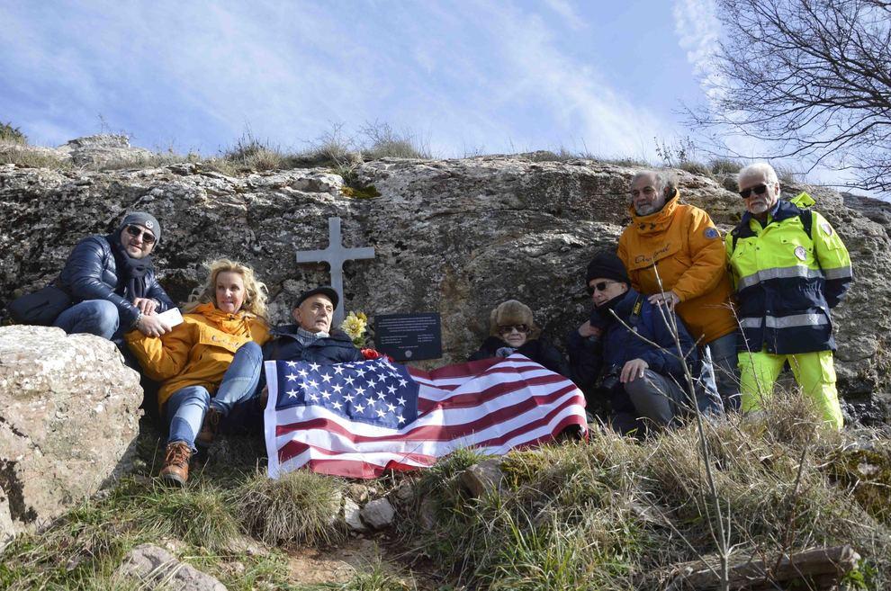 94436a7be9 Dal Texas fino a monte Tezio nel ricordo del prozio soldato