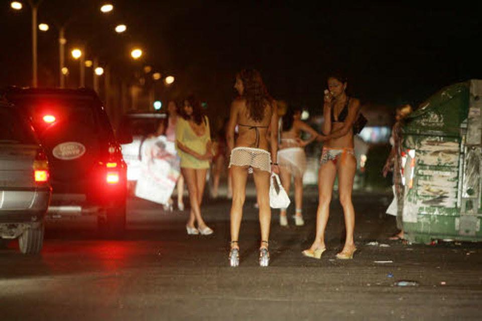проститутки трасса карта