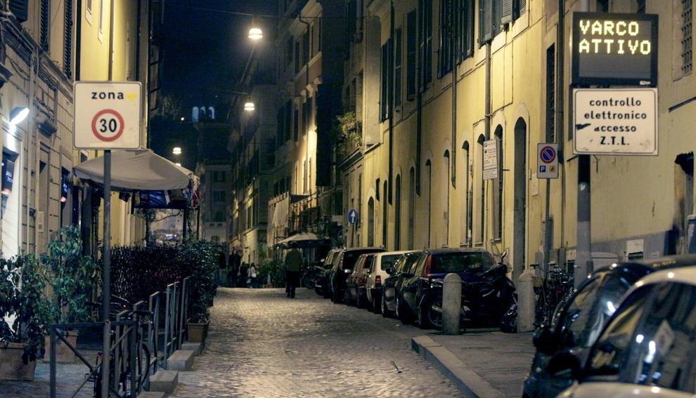 Tavoli Di Marmo Viale Trastevere : Roma ztl dal primo maggio al via a trastevere e san lorenzo