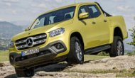 Classe X, il pick-up premium di Mercedes