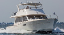 Grand Banks 60, arriva anche in Europa lo yacht made in Singapore: al top per comfort e prestazioni