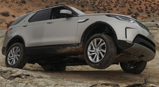 Land Rover Discovery 5, in Nevada dimostra la sua eccellenza in off-road e sulle highway