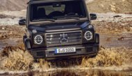 Classe G, Mercedes rinnova l'icona dell'off road