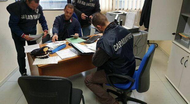 Corruzione al Catasto di Frosinone, bloccato un quinto del Tfr degli ex dipendenti indagati