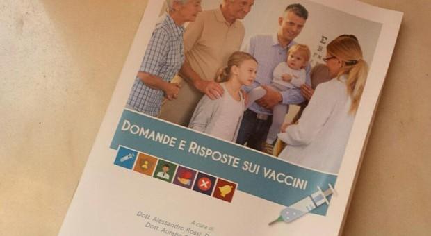Vaccini, dai medici di famiglia un opuscolo che chiarisce tutti i dubbi
