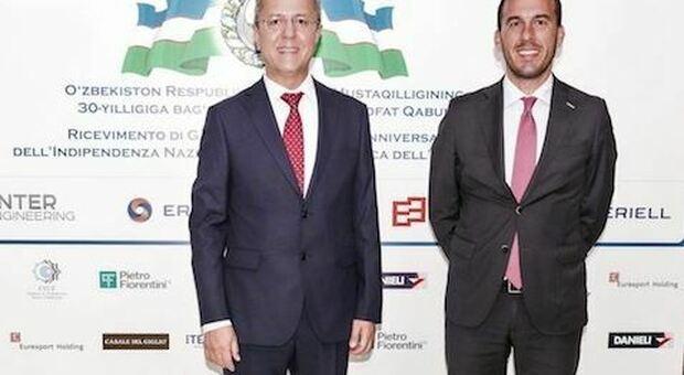 Uzbekistan-Italia, pieno sostegno del governo italiano allo sviluppo del Paese asiatico