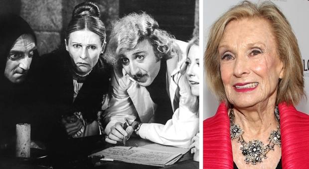 Cloris Leachman è morta: fu Frau Blucher in Frankestein Junior e premio Oscar, aveva 94 anni