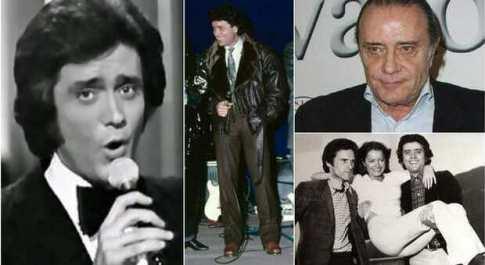 Gianni Nazzaro è morto, malato da tempo di tumore: aveva 72 anni
