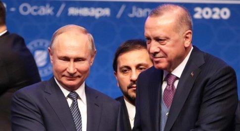 Putin e Erdogan contro gli Usa: «Assassinio Soleimani illecito e rischioso». Appello per cessate il fuoco in Libia