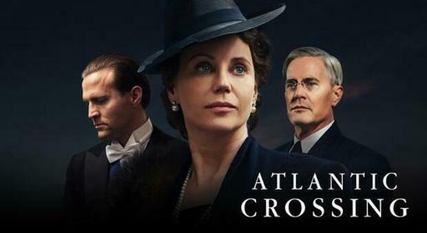 "Stasera in tv su Rai3 prima puntata di Atlantic Crossing"""