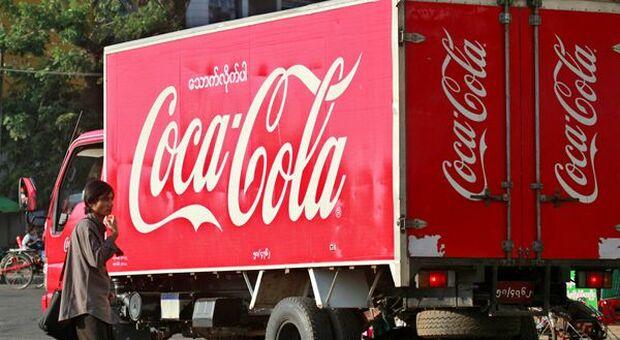 Coca-Cola, in rialzo grazie alla trimestrale