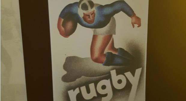 """Rugby, al Museo delle Civiltà ultimi giorni dell'affascinante mostra sulle origini del gioco in Italia - Il fondo """"Luca Raviele"""""""