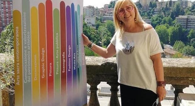 La direttrice Loredana Rea