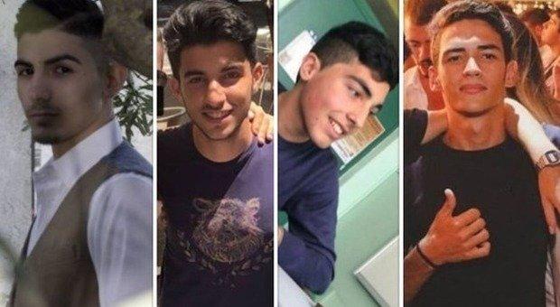 Cosenza, incidente stradale nella notte: quattro morti e due feriti gravi