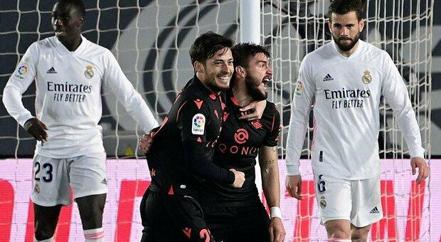 Real Madrid fermato in casa. Ancelotti vince: zona Champions distante due lunghezze