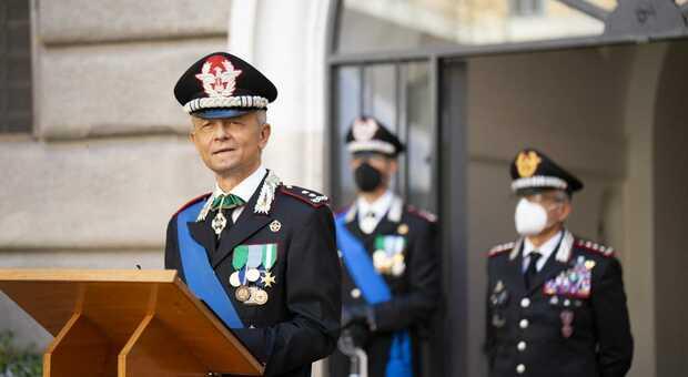 Il generale Antonio de Vita è il nuovo Comandante della Legione Carabinieri Lazio