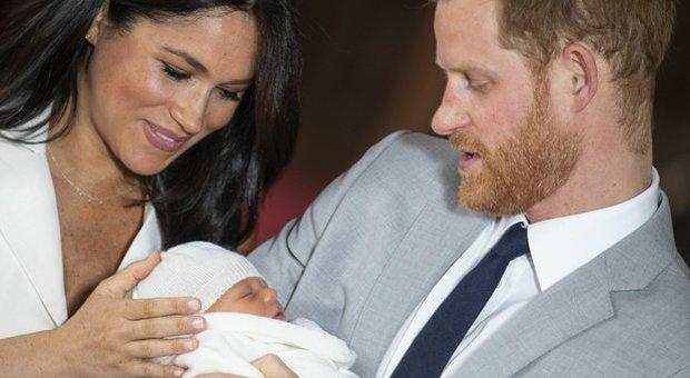 Meghan e Harry hanno già cambiato tre 'tate' per il Royal Baby Archie