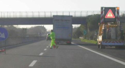 Calabria, operaio travolto e ucciso durante lavori in autostrada