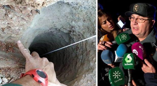 Bimbo cade in pozzo di 110 metri: Malaga come Vermicino, corsa contro il tempo per salvarlo