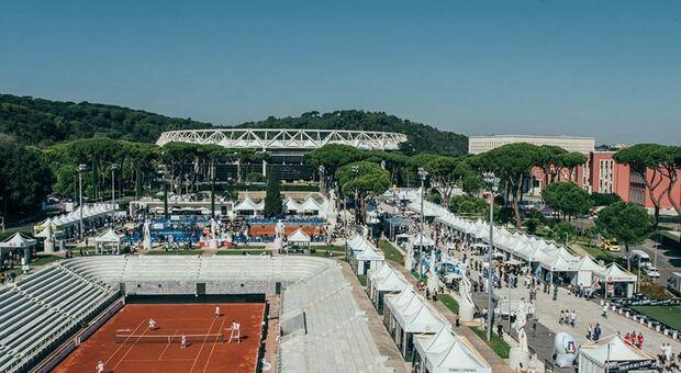 """Fa tappa al Foro Italico l'evento di prevenzione sanitaria """"Tennis & Friends"""": eseguiti 120mila check-up gratuiti in 10 anni"""