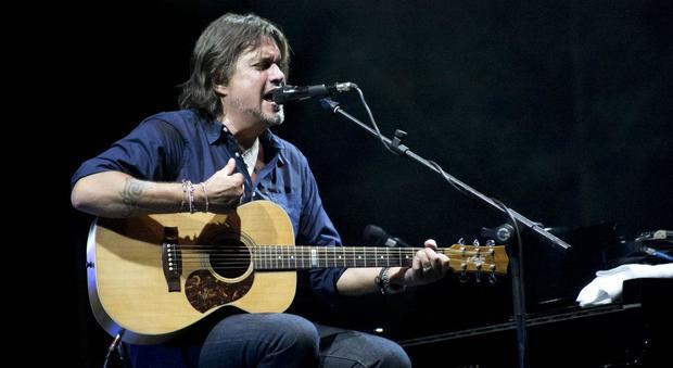 Cristiano De André, malore in aeroporto: annullato il concerto