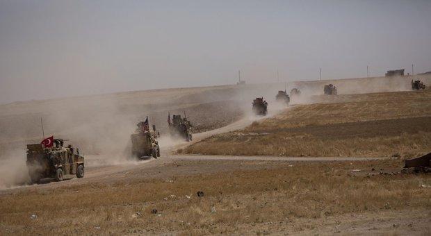 Siria, raid su postazioni filo-Iran al confine con l'Iraq