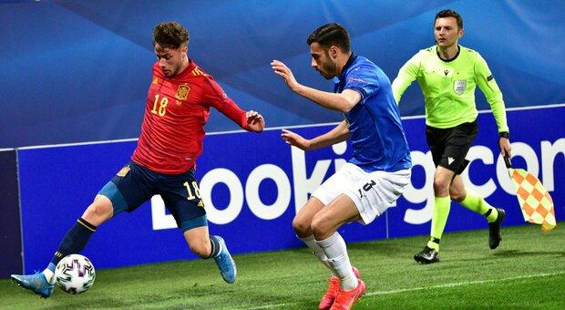 L'Italia blocca la Spagna: 0-0. Azzurrini padroni del proprio destino